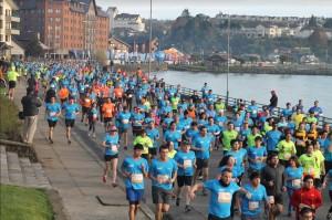 Maraton Puerto Varas