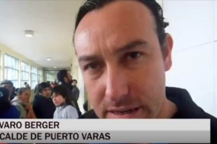 Alvaro Berger Renuncia al PS