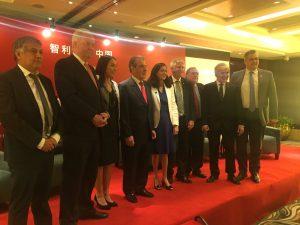 Subsecretario Galilea - Chile Week Beijing China - Ruta Metropolitana