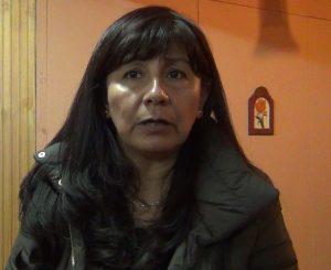 Roxana Miranda obtuvo más de 83 mil votos en las elecciones presidenciales de 2013.