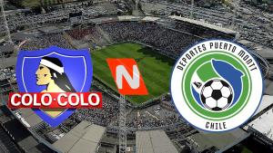 Colo Colo Puerto Montt partido de vuelta Copa Chile La Previa